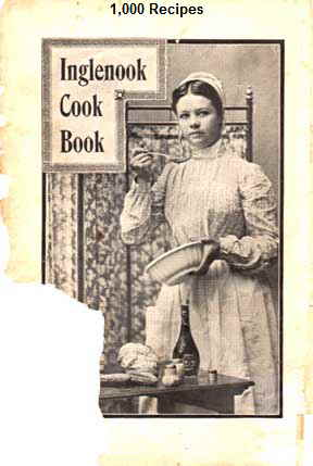 Inglenook Cook Book (1906)