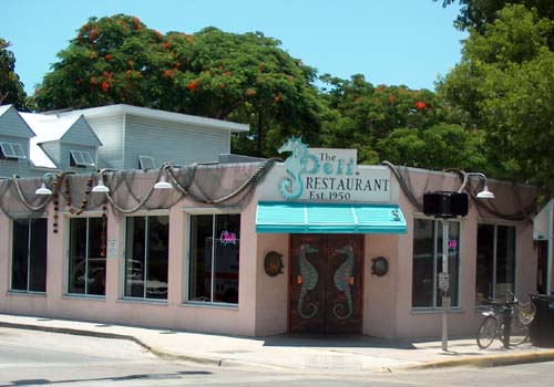 The Deli Restaurant Comfort And Seafood Key West Florida