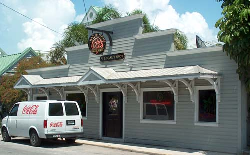 Pt 39 S Late Night Bar Grill Pts Key West Restaurants