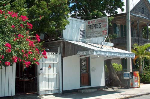 Key West Restaurants Pepe 39 S Cafe Steak House