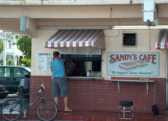 Sandy 39 S Cafe Key West Restaurants