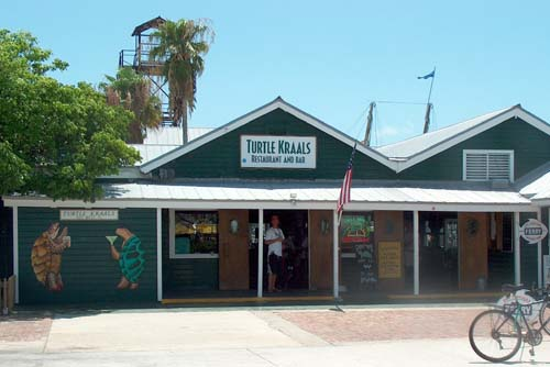 Key West Restaurants Turtle Kraals Restaurant Bar