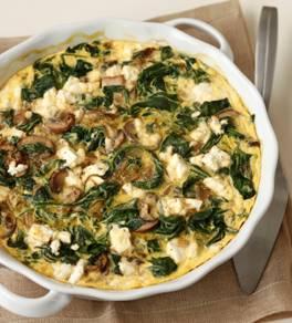 ... frittata with mushroom bacon frittata mushroom and spinach frittata