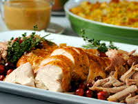 Lemon Herb Salted Turkey
