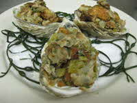 Shuck and Bake Oysters