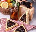 Dried Plum Hamantaschen