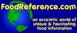 Food Reference Website Logo