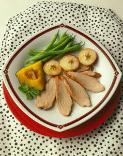 NEW ENGLAND PORK TENDERLOIN