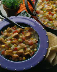 PUEBLO GREEN CHILE STEW