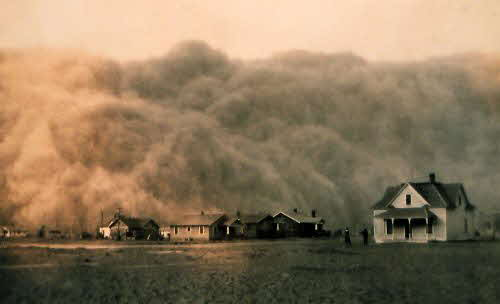 A 1935 Dust Storm