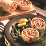 beef wrapped lavosh