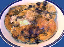 BLUEBERRY BUTTERMILK PANCAKE