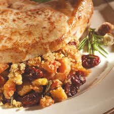 cherry butternut squash stuffing