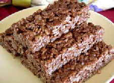 Chocolate Rice Krispies Treats