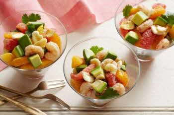 Citrus Rock Shrimp & Avocado Ceviche