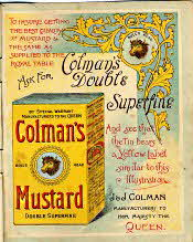Colman's Ad Poster