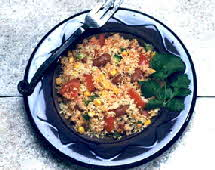 couscous corn salad