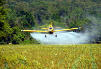 Tennessee Crop Duster