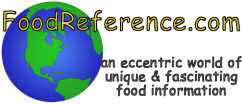 Food Reference.com Logo