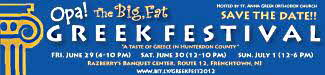 Opa, Big Fat Greek Festival