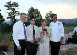 2009 PA Gov's Culinary Award