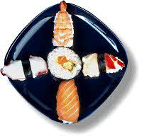 Sushi Plate Two