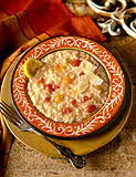 Tangy Tomato And Lemon Risotto